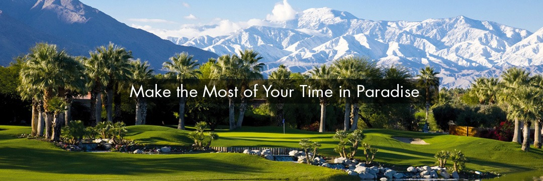 Palm Springs Coachella Valley Vacation Rentals